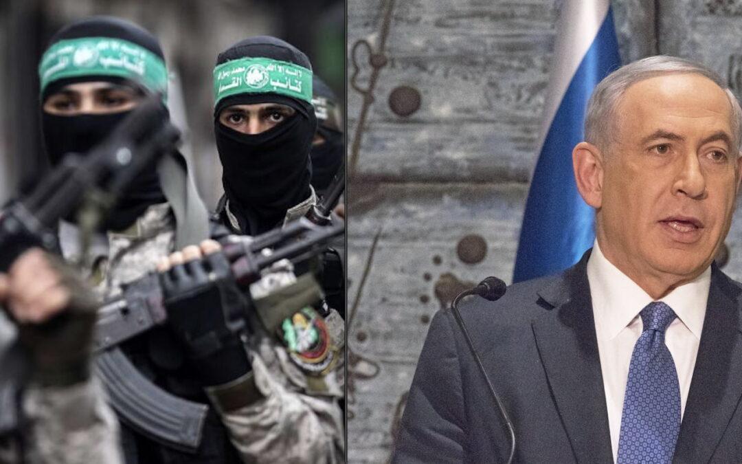 Bibi e o Hamas, mais unidos do que nunca