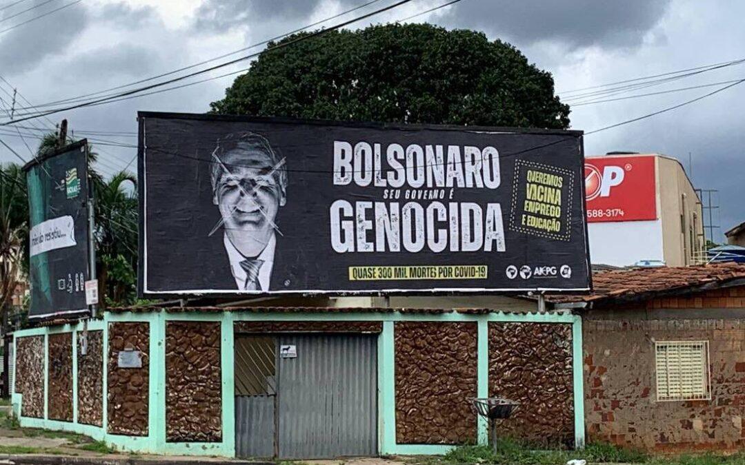 """Nem fogo, nem gelo: o genocídio """"morno"""""""