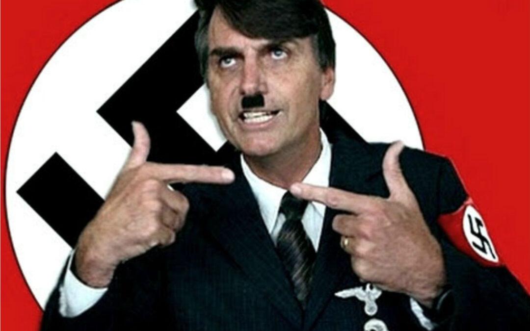 Por que votamos em Hitler, digo Bolsonaro